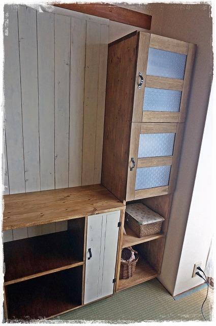 布保管用の棚1