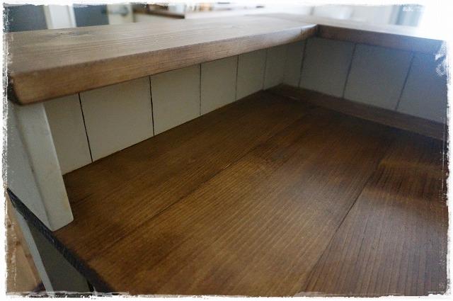 キッチンカウンター前面12