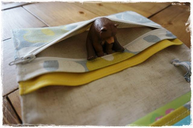 母子手帳ケースの作り方10