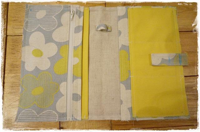 母子手帳ケースの作り方4