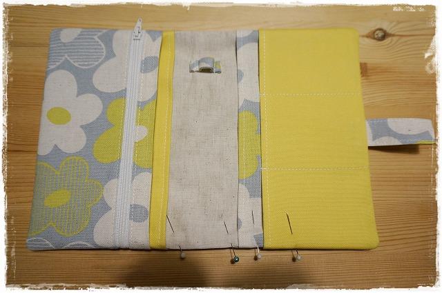 母子手帳ケースの作り方7