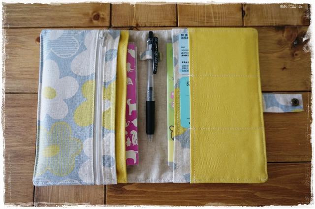 母子手帳ケースの作り方8