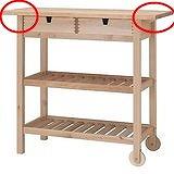 IKEAサイドボード10