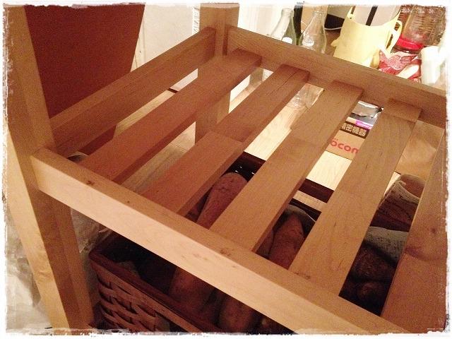 IKEAサイドボード3