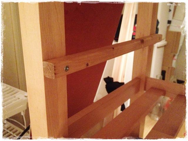 IKEAサイドボード4