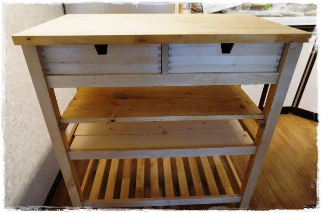 IKEAサイドボード6
