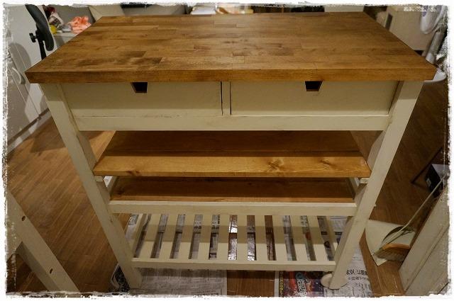 IKEAサイドボード8